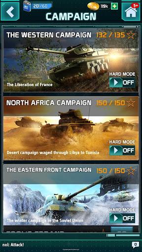 Atari Combat: Tank Fury screenshot 4
