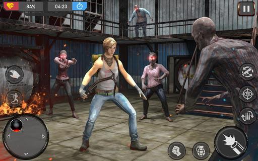 Rivals Dead Shooter - Zombie: Frontier Game 2020 APK MOD screenshots 3
