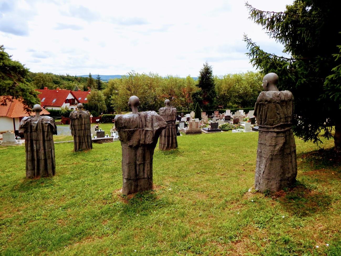 Magyarpolány - Szent József temetőkápolna