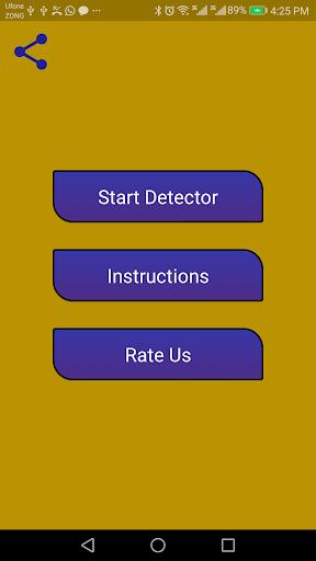 Listening Device Detector - Microphone Detector screenshot 2