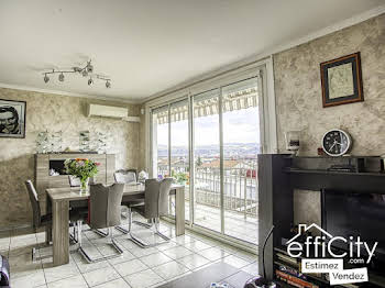 Appartement 4 pièces 80,05 m2