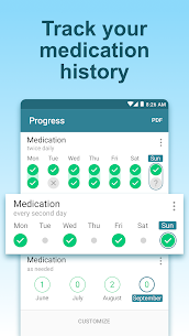 Pill Reminder & Medication Tracker – MyTherapy 4