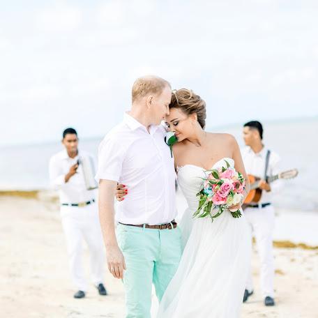 Fotógrafo de bodas Elizaveta Braginskaya (elizaveta). Foto del 07.12.2017