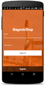 MagentoShop - Shopping App screenshot 1