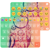 Emoji Keyboard - Dreamcatcher