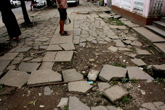 Photo: Year 2 Day 54 - And We Complain About Our Pavements