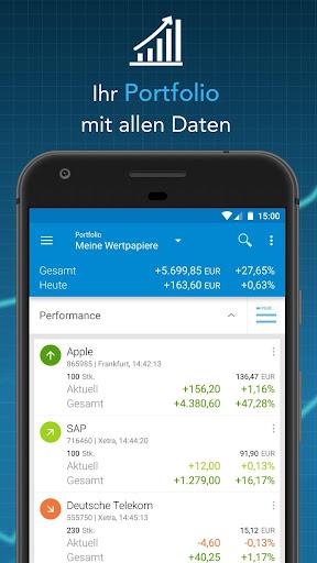 Finanzen100 - Börse, Aktien & Finanznachrichten  screenshots 2