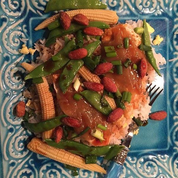 Spicy Macadamia Chicken Recipe