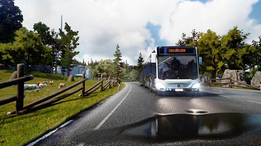 Public Coach Bus Driving Sim : New Bus Games 2020  screenshots 3
