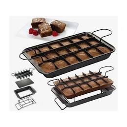 Tava de prajituri Perfect Brownie - pana la 18 dimensiuni
