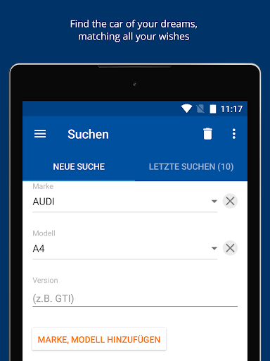 AutoScout24 Switzerland u2013 Find your new car  screenshots 7