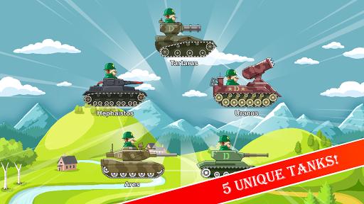 Funny Tanks 2.0 screenshots 4