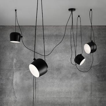 AIM MULTIPOINT PENDANT LAMP   DESIGNER REPRODUCTION