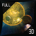 Mystical Space 3D Lwp icon