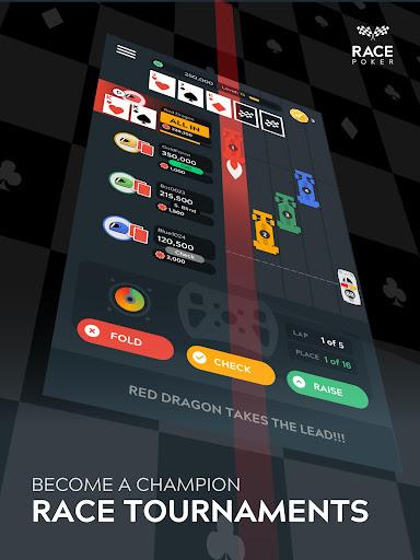 Race Poker 1.2.2 screenshots 11