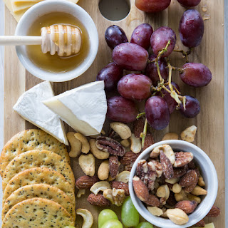 The Perfect Cheese Board.