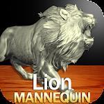 Lion Mannequin 1.3