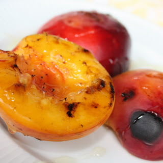 GRILLED NECTARINES Recipe