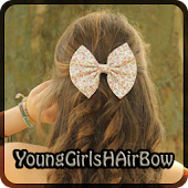 Young Girls HAir Bow