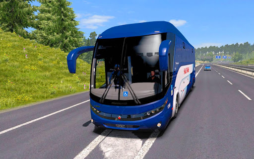 Road Driver: Free Driving Bus Games - Top Bus Game 1.0 screenshots 1