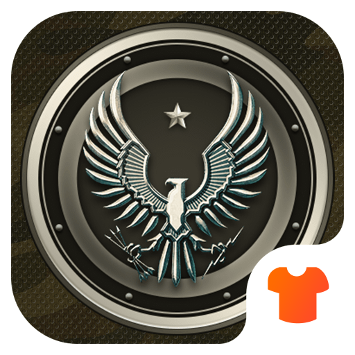 Eagle Army Theme for Android FREE Icon