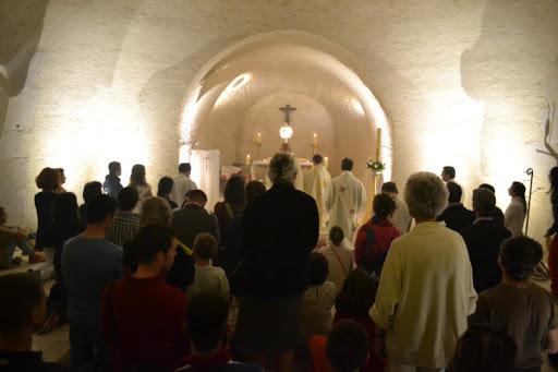 photo de Crypte de l'Eglise Saint Louis