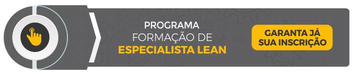 programa de formação especialista lean