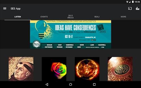 SES Apologetics App- screenshot thumbnail