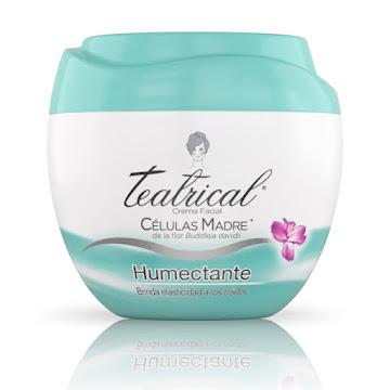 Crema Facial Teatrical Humectante 100 G