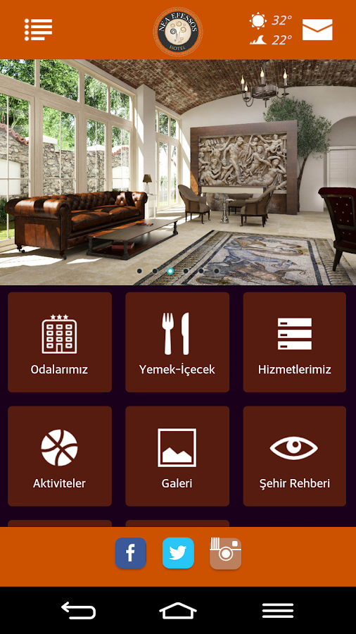 Nea Efessos Hotel- screenshot