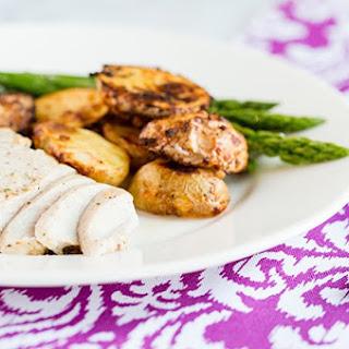 One-Pan Ranch Potatoes and Pork Chops