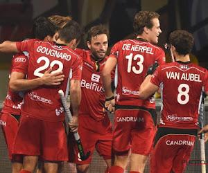 Red Lions winnen nog een keer van Spanje