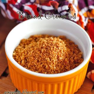 Bread Crumbs Recipe