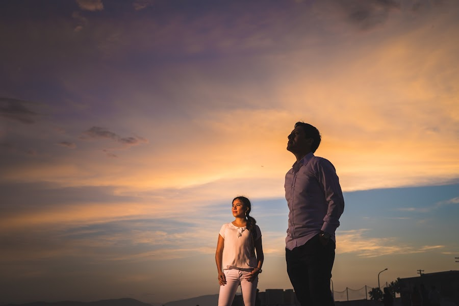 Fotógrafo de casamento Enrique Garrido (enriquegarrido). Foto de 06.05.2019