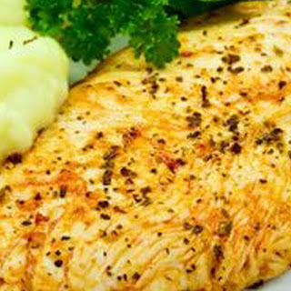 Easy Oven Baked Boneless Skinless Chicken Breast.
