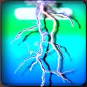 Lightning Smartphone Joke icon