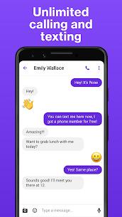 TextNow Texting Calling App v20.39.0.2 PRO APK 4