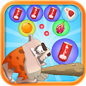 Bubble Shooter : Caveman World
