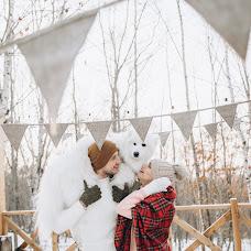 Wedding photographer Olga Paschenko (OlgaSummer). Photo of 22.12.2017