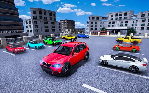 In Car Parking Games u2013 Prado New Driving Game 1.3 screenshots 5