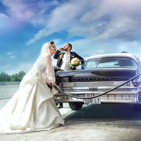 Wedding photographer Dani Timis (danitimis). Photo of 31.01.2017