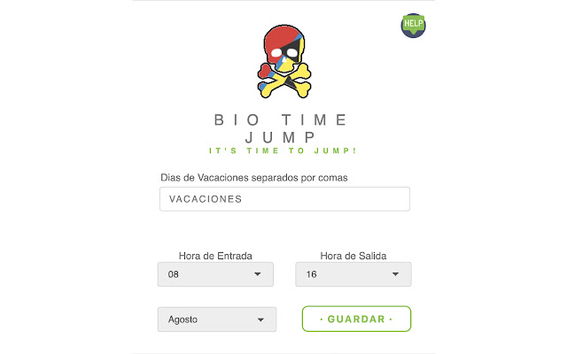 BioTime Jump
