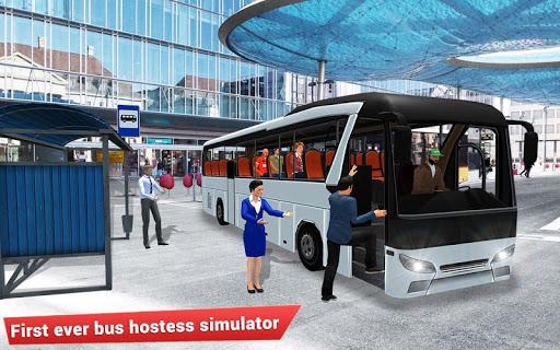 Virtual girl tourist bus waitress jobs : Dream Job 1.5 screenshots 8
