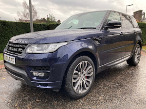 2015 LAND ROVER RROVERSPORT ABIOG DYN V8 S/C A