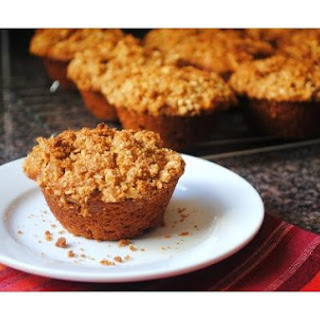 Brown Butter Pumpkin Muffins