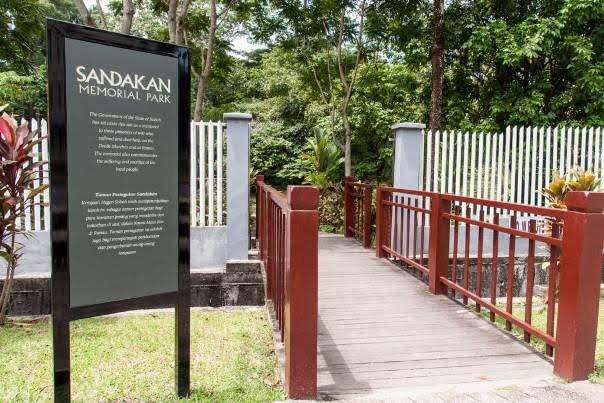 Parque Memorial Sandakan