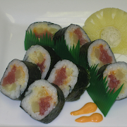 Spicy Pineapple Tuna Roll(8)