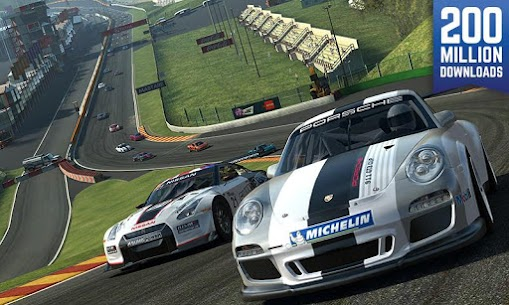 Real Racing 3 MOD APK [Unlimited Money] 4