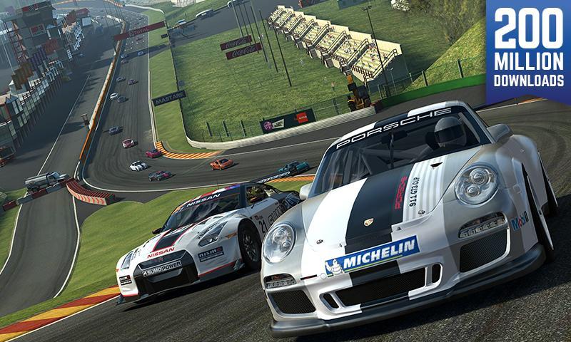 Real Racing3 screenshot #1