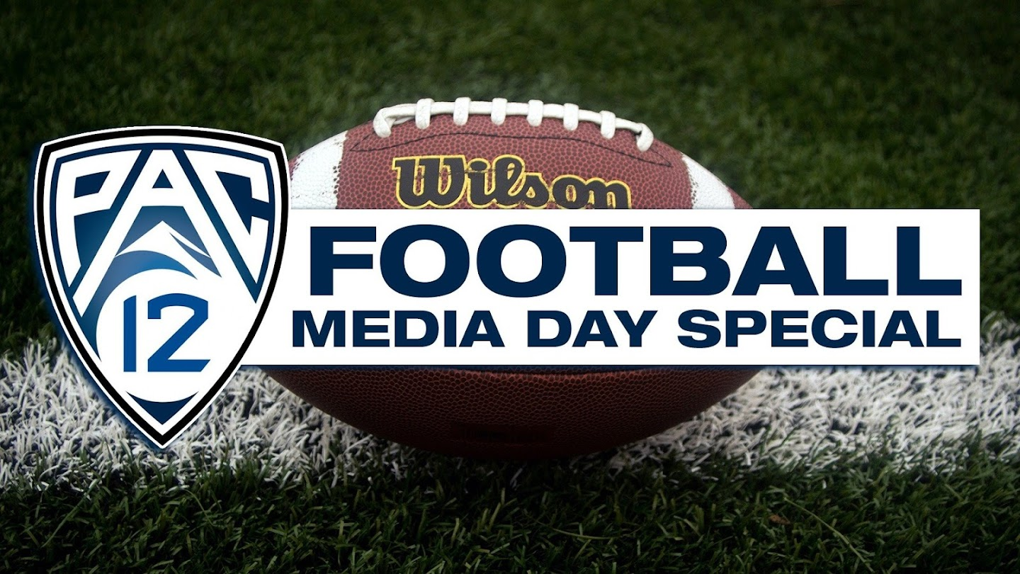 Watch Pac-12 Football Media Day Special live